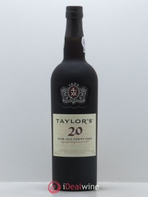 Porto Tawny  Taylor's 20 Old Year  ---- - Lot de 1 Bottle