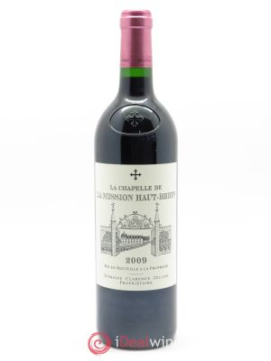 La Chapelle de La Mission Haut-Brion Second Vin  2009 - Lot de 1 Bouteille