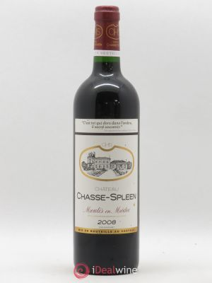 Château Chasse Spleen  2008