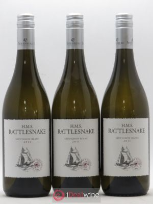 Afrique du Sud Stennberg Vineyards H.M.S Rattlesnake The Battle Of Muizemberg 2011