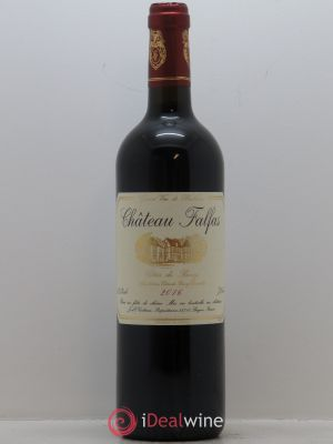 Château Falfas  2016 - Lot de 1 Bottle