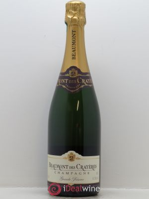 Brut Grande Réserve Beaumont des Crayères  ---- - Lot de 1 Bottle