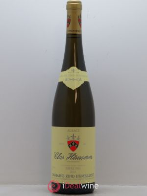Riesling Clos Hauserer Zind-Humbrecht (Domaine)  2016 - Lot de 1 Bottle