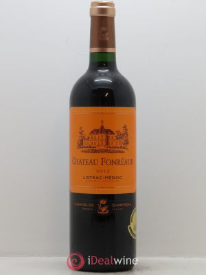 Château Fonréaud Cru Bourgeois  2012 - Lot de 1 Bottle