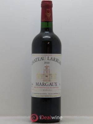 Château Larruau Cru Bourgeois  2010 - Lot de 1 Bottle