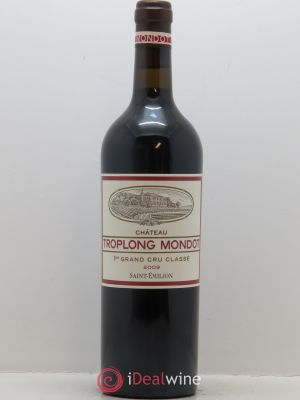 Château Troplong Mondot 1er Grand Cru Classé B  2009 - Lot de 1 Bottle