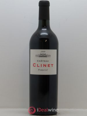 Château Clinet  2009 - Lot de 1 Bottle