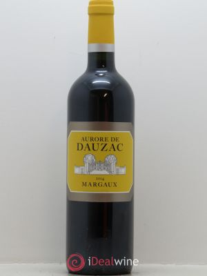 Château  Aurore de Dauzac  2014 - Lot de 1 Bottle