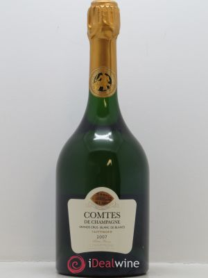 Comtes de Champagne Champagne Taittinger  2007 - Lot de 1 Bottle