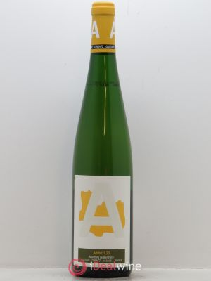 Riesling Altenberg de Bergheim Addict 1.23 Gustave Lorentz  2010 - Lot de 1 Bottle