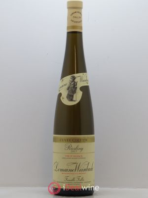Riesling Cuvée Colette Weinbach (Domaine)  2017
