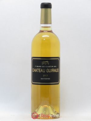 Château Guiraud 1er Grand Cru Classé  2013 - Lot de 1 Bottle
