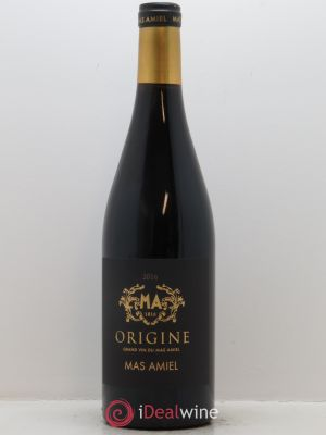 Côtes du Roussillon Mas Amiel Origine  2016 - Lot de 1 Bottle