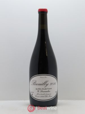 Brouilly Vieilles vignes Georges Descombes (Domaine)  2014