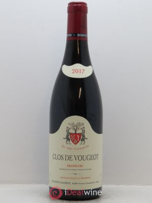 Clos de Vougeot Grand Cru Geantet-Pansiot  2017 - Lot de 1 Bottle