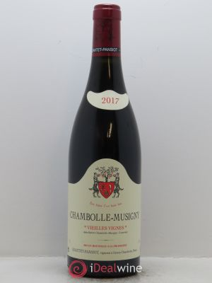 Chambolle-Musigny Vieilles vignes Geantet-Pansiot  2017