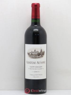 Château Ausone 1er Grand Cru Classé A  2003 - Lot de 1 Bottle