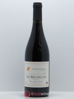 Vin de France Les Brunelles Xavier et Mathieu Ledogar  2015 - Lot de 1 Bottle
