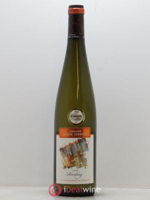 Riesling André Lorentz  2016 - Lot de 1 Bottle