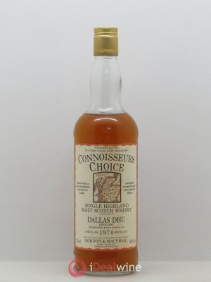 Whisky Dallas Dhu (18 ans) 1974 - Lot de 1 Bouteille