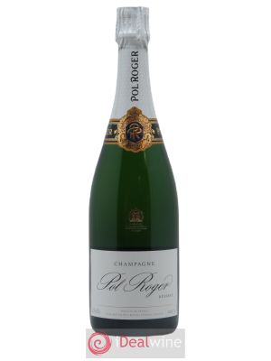 Brut Réserve Pol Roger  ---- - Lot de 1 Bottle