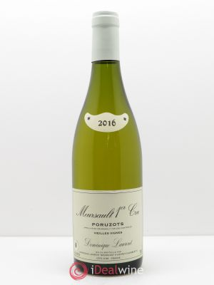 Meursault 1er Cru Poruzots Vieilles Vignes Dominique Laurent  2016 - Lot de 1 Bottle