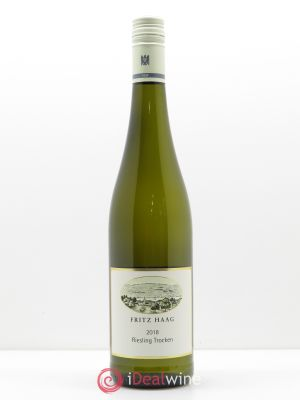 Riesling Fritz Haag Trocken Weingut  2018 - Lot de 1 Bottle