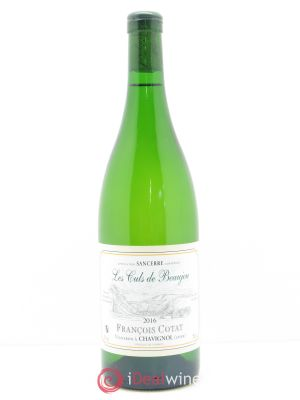 Sancerre Les Culs de Beaujeu François Cotat  2016 - Lot de 1 Bottle