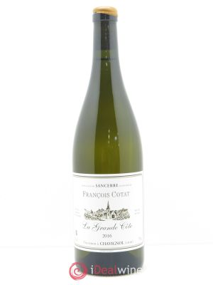 Sancerre La Grande Côte François Cotat  2016 - Lot de 1 Bottle