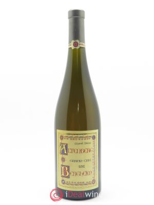 Altenberg de Bergheim Grand Cru Marcel Deiss (Domaine)  2012 - Lot de 1 Bottle