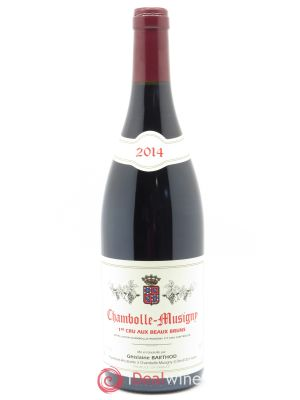 Chambolle-Musigny 1er Cru Aux Beaux Bruns Ghislaine Barthod  2014
