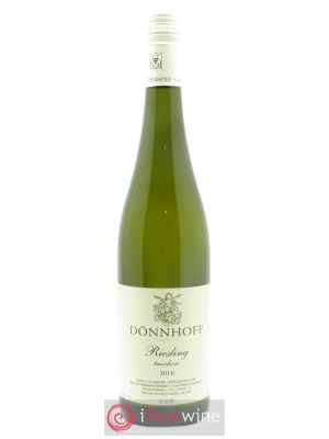 Riesling Donnhoff Trocken  2018 - Lot de 1 Bottle