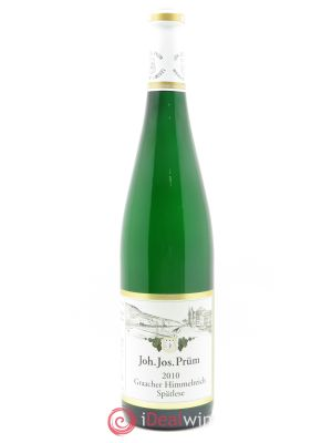 Riesling Willi Schaefer Graacher Himmelreich Spatlese  2010 - Lot de 1 Bottle