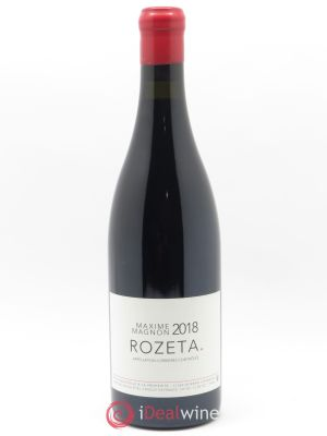 Corbières Rozeta Maxime Magnon  2018 - Lot de 1 Bottle