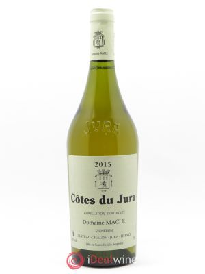 Côtes du Jura Jean Macle  2015 - Lot de 1 Bottle