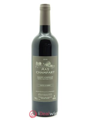 Saint-Chinian Mas Champart Côte d'Arbo  2018 - Lot de 1 Bottle