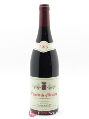 Chambolle-Musigny  Ghislaine Barthod  2015