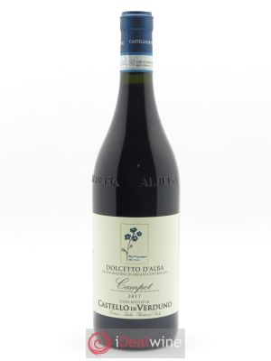 Dolcetto d'Alba Dolcetto d'Alba Campot Castello Di Verduno  2017 - Lot de 1 Bottle
