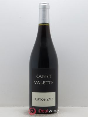 Vin de France Canet-Valette (Domaine) Antonyme  2018 - Lot de 1 Bottle