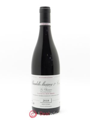 Chambolle-Musigny 1er Cru Les Charmes Laurent Roumier  2018