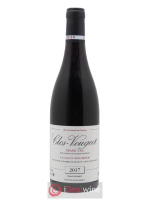 Clos de Vougeot Grand Cru Laurent Roumier  2017 - Lot de 1 Bouteille