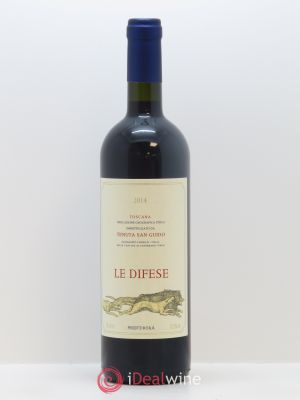 IGT Toscane Le Difese Tenuta San Guido  2014 - Lot de 1 Bottle