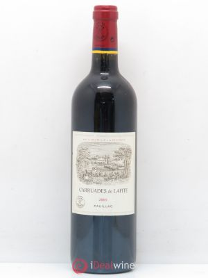 Carruades de Lafite Rothschild Second vin  2005 - Lot de 1 Bouteille