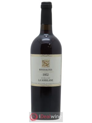 Rivesaltes La Sobilane (Domaine)  1952 - Lot de 1 Bottle