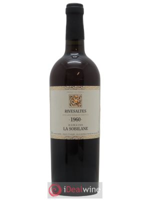 Rivesaltes La Sobilane (Domaine)  1960 - Lot de 1 Bottle