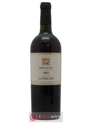 Rivesaltes La Sobilane (Domaine)  1962 - Lot de 1 Bottle