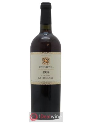 Rivesaltes La Sobilane (Domaine)  1968 - Lot de 1 Bottle