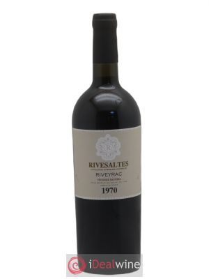 Rivesaltes Riveyrac (Domaine)  1970 - Lot de 1 Bottle