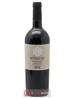 Rivesaltes Riveyrac (Domaine)  1976 - Lot de 1 Bottle