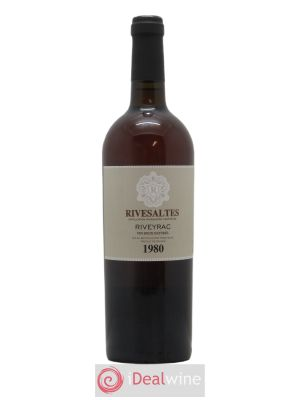 Rivesaltes Riveyrac (Domaine)  1980 - Lot de 1 Bottle